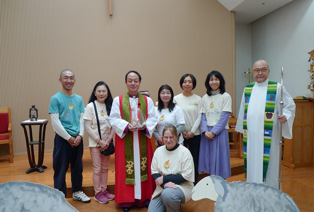 【東京】日本聖公会聖救主教会